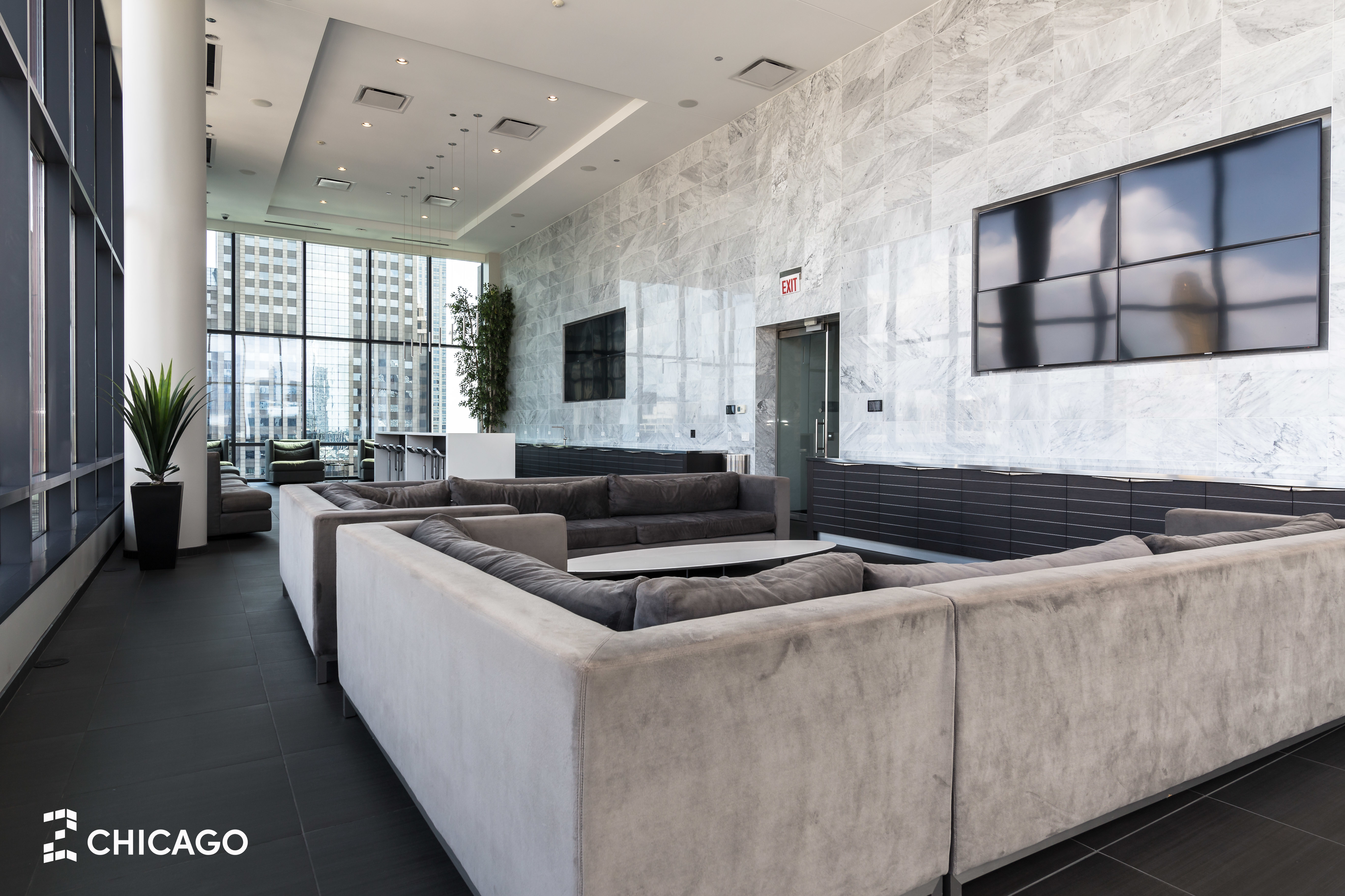 Top Rated Chicago Apartment Amenities River North Streeterville The Loop Z Chicago Compass
