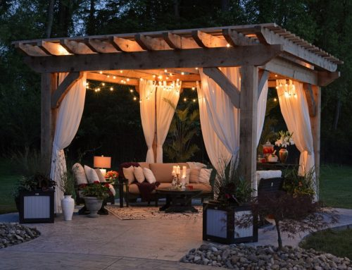 How to Create a Cozy Outdoor Living Space