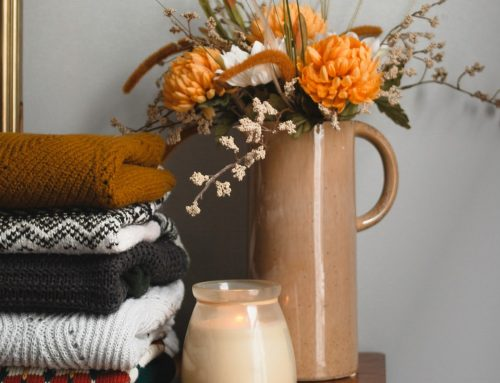 4 Fall Home Staging Tips